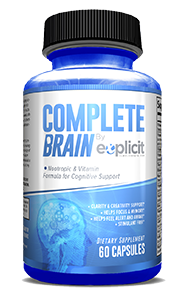 CompleteBrain Bottle Purchase