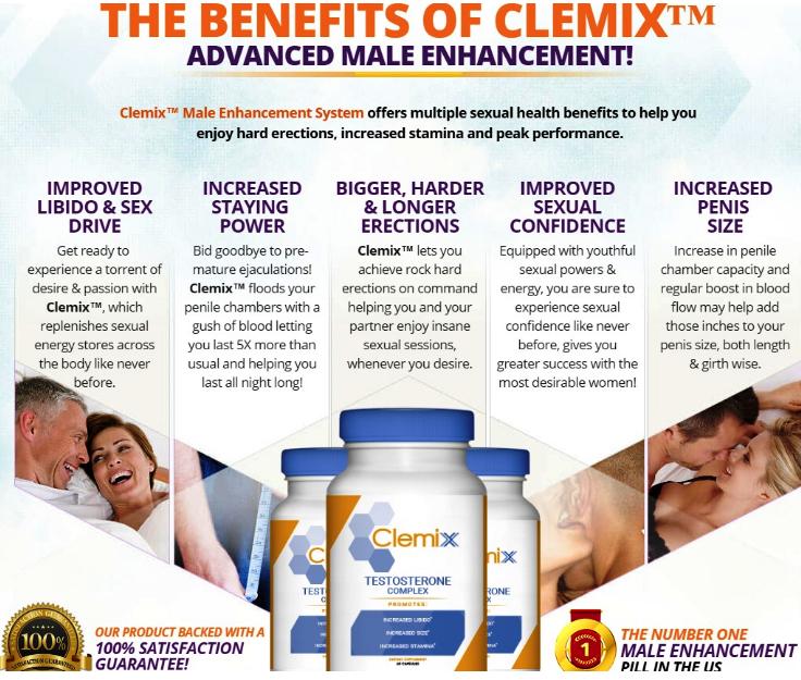 Clemix-Testosterone-Complex